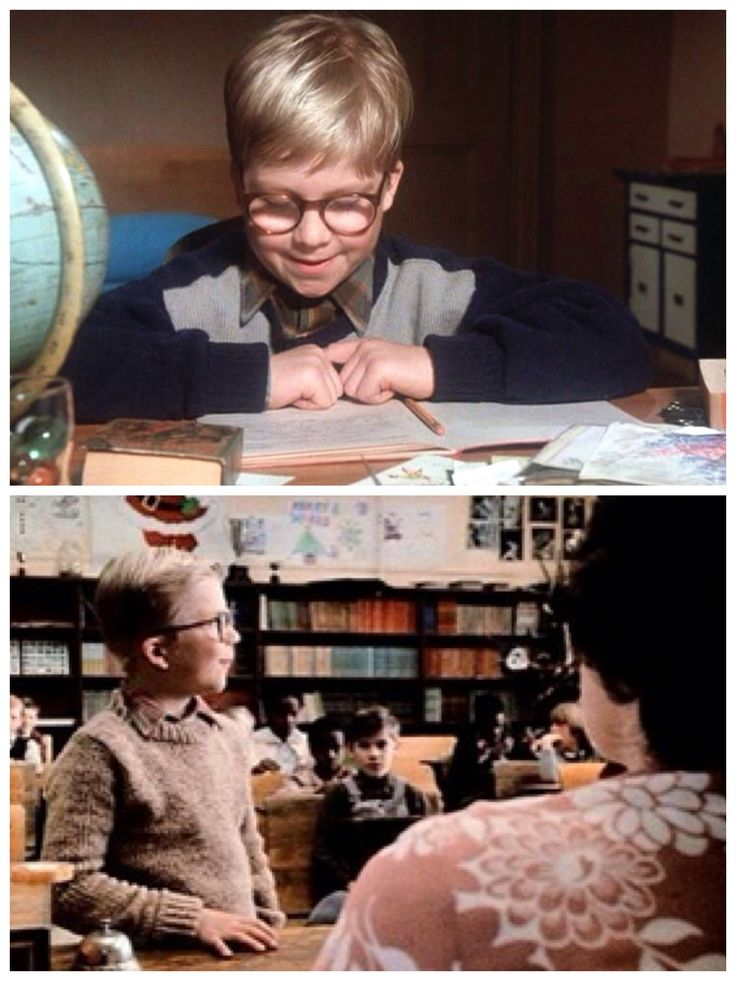 """christmas story essay ralphie Thoughts on editing, inspired by 'a christmas story """"what i want for christmas"""" ralphie miss shields gives him a c+ on the essay and notes at the."""