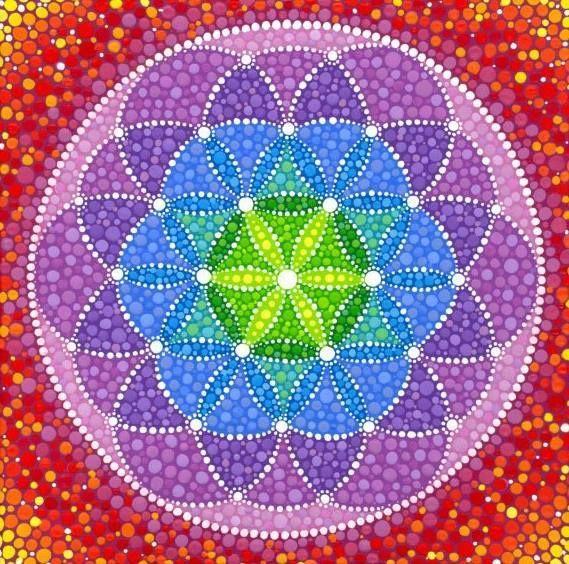 Путешествие в сакральную геометрию: Цветок жизни