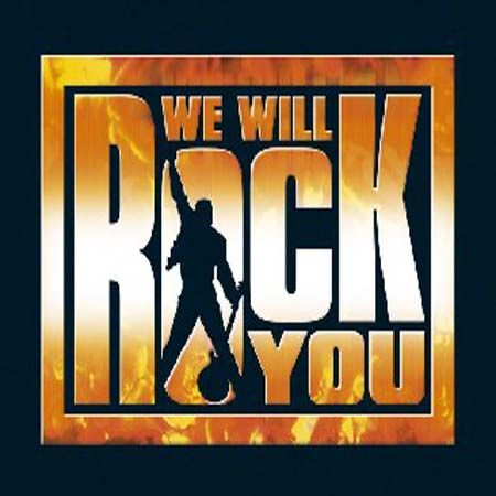 We will... we will rock you!!!