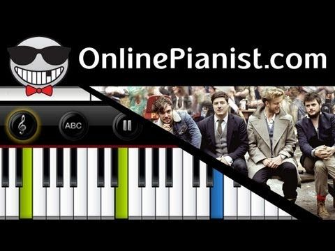 Mumford & Sons - I Will Wait [Babel Album] - Piano Tutorial
