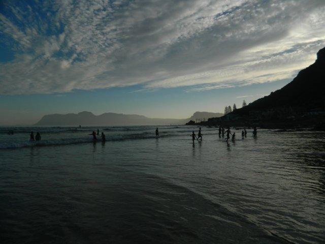 Muizenberg beach 2 by Daniel Augustyn