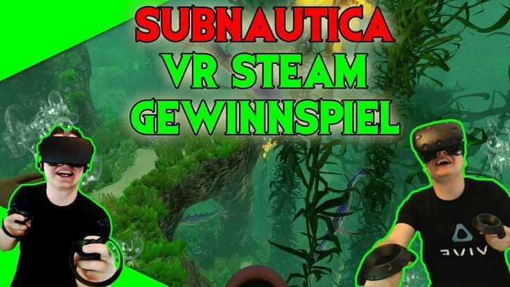 #VR #VRGames #Drone #Gaming VR Steam GEWINNSPIEL - Subnautica [German][Virtual Reality][Vive][Rift][Giveaway] beste gewinnspiele, competition, Gewinnspiel, Gewinnspiel PC, Gewinnspiele, Giveaway, pc spiel gewinnspiel, Steam Gewinnspiel, steam giveaway, steam key giveaway, steam keys umsonst, Subnautica, subnautica free, subnautica gewinnspiel, subnautica giveaway, subnautica key, top gewinnspiele, top giveaways, verlosung, virtual reality gewinnspiel, virtual reality giveawa