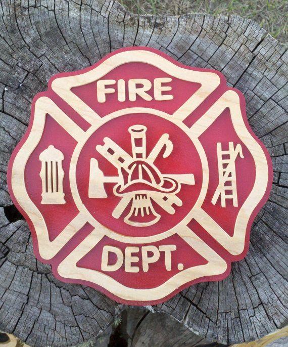 Fire Fighters Maltese cross