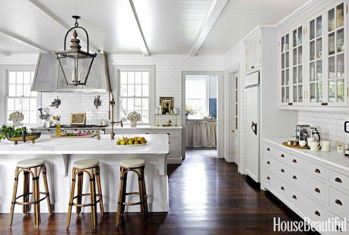 Jeannette Whitson Nashville kitchen, photo Simon Watson for House Beautiful