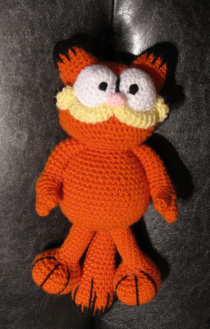 Amigurumi Free Patterns Garfield : 79 best images about Garfield on Pinterest Free pattern ...