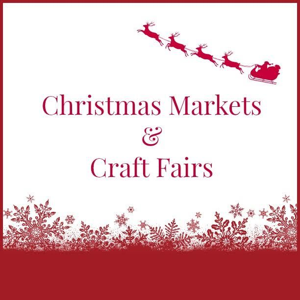 Craftshows abound as we race towards the holiday season! Here are all the fairs you won't want to miss, plus a looking good guide from Mark's!