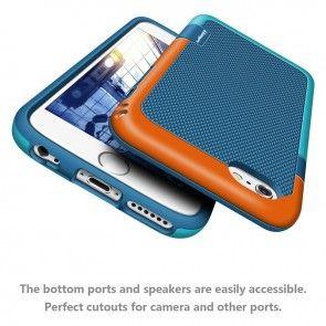 Husa Iphone 7 Plus, TPU, Protectie spate si laterale, Ultraslim