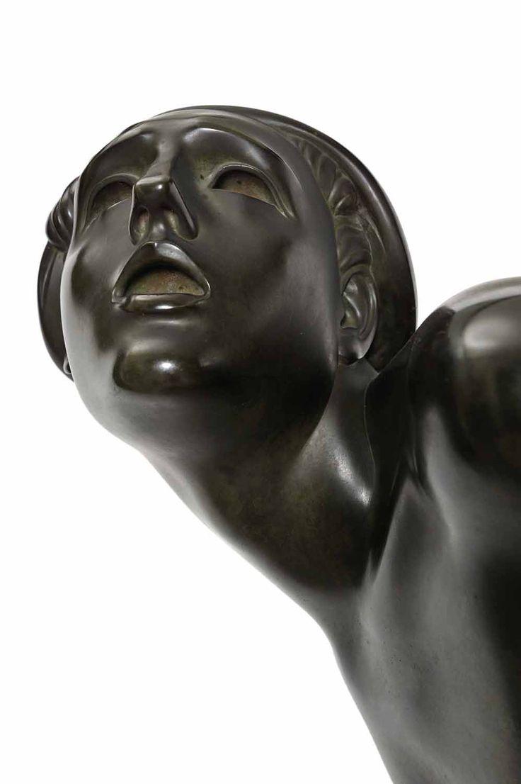 Adolfo Wildt – Parsifal (Il puro folle) – 1930 – Milano, FAI, Fondo Ambiente Italiano