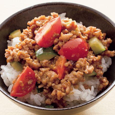 じゃじゃ丼 | 井澤由美子さんのどんぶりの料理レシピ | プロの簡単料理レシピはレタスクラブニュース