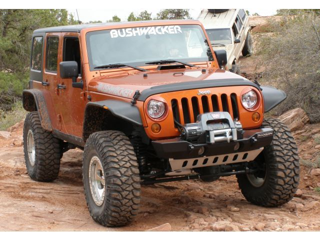 Headlight Eyebrow Trimming Rings in Black | Jeep Parts and Accessories | Quadratec