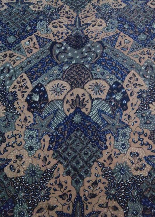 batik Cirebon- Indonesia
