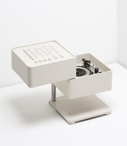 Wega 3300 HiFi Stereophonic System by Verner Panton, 1963