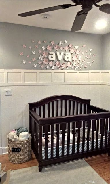 Faith- this is your perfect name on wall thingy with your other color scheme!!