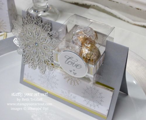 Gift Box In A Card How-To Video & Another Version