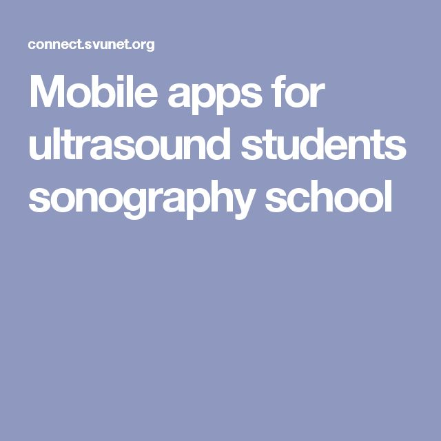 Best 25+ Sonography schools ideas on Pinterest Sonography - sonographer resume