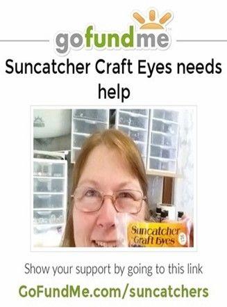 Suncatcher Craft Eyes
