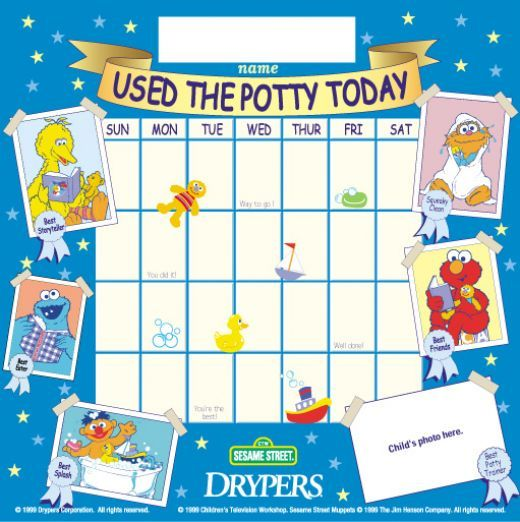 potty chart -hoping this might work!! #2 is still a major issue...#1 like a champ. sigh.