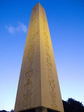 Obelisk of Theodosius – Istanbul, Turkey - Atlas Obscura