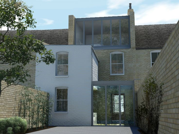 loft extension - another interesting & contemporary loft conversion with fab glazing