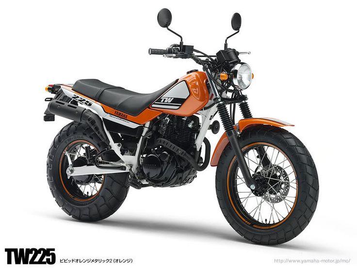 88 best classic bike 250 125 images on pinterest for Yamaha tw 250