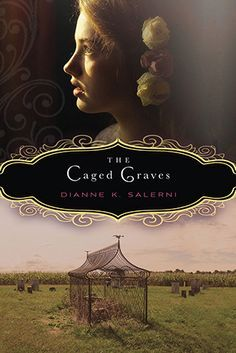 The Caged Graves by Dianne K. Salerni is an absolutely amazing young adult novel - part mystery, part romance and 100% adventure.  Reviewed on Bookshelf: What We're Reading.   #reading #books #teen