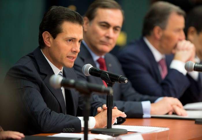 """""""Libre flujo de remesas"""" de EE.UU. a México, condición de Peña Nieto a Trump"""