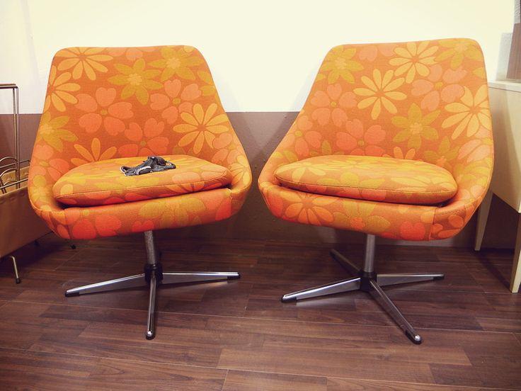 1000 ideen zu clubsessel auf pinterest wohnzimmer for Wohnzimmer 60er 70er