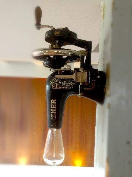 The Sew Me Wall Lamp by Stef van der Bijl #TheWayofLiving24 #TWOL24