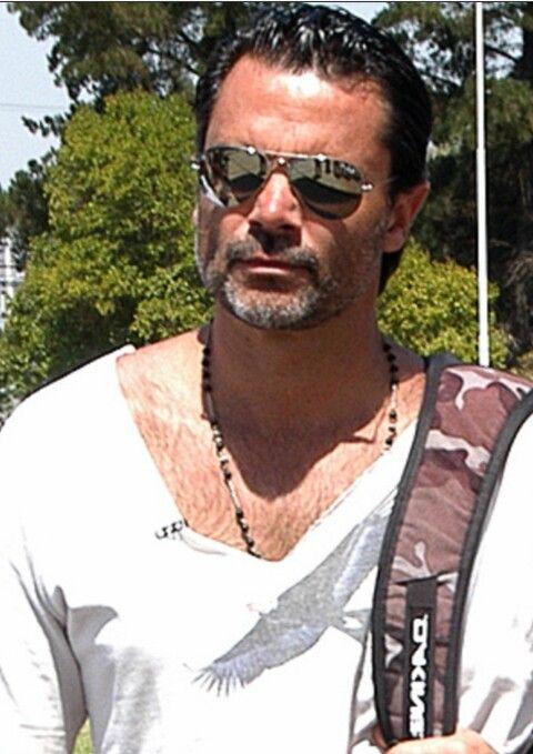 A Camiroaga lo admiro por guapo, simpático y consecuente.