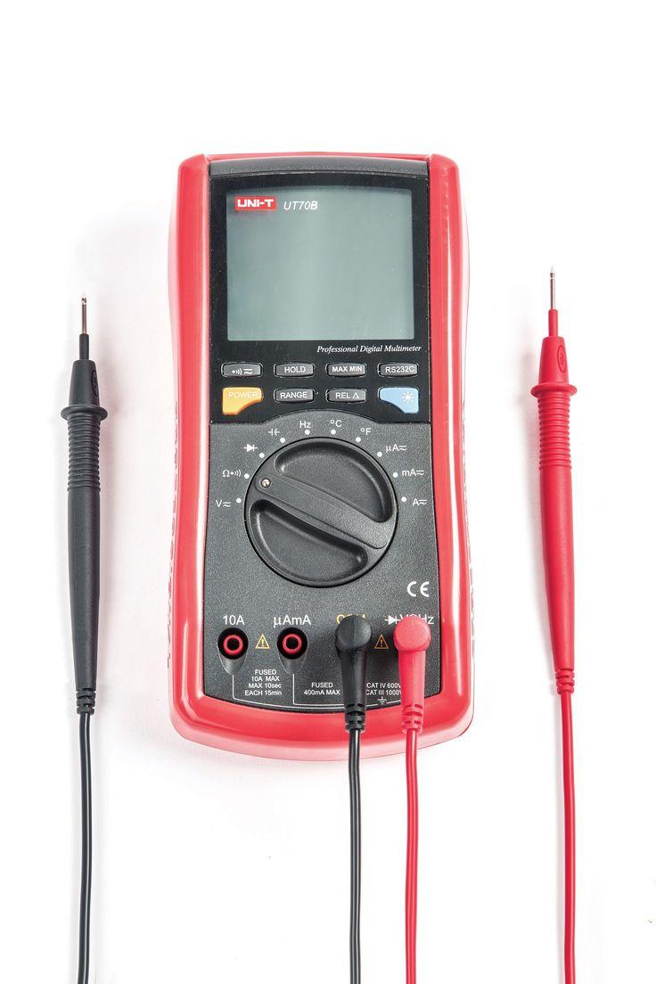 Multimeter basics measuring voltage resistance and