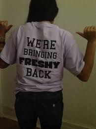 freshman quotes I don't know how to feel abut this shirt