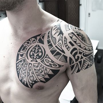 maori 6 tatuajes pinterest schulter tattoo ideen. Black Bedroom Furniture Sets. Home Design Ideas