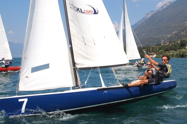 Think & Sail: Conzepta's program of sail and branding workshop together. #sail #boat #strategy