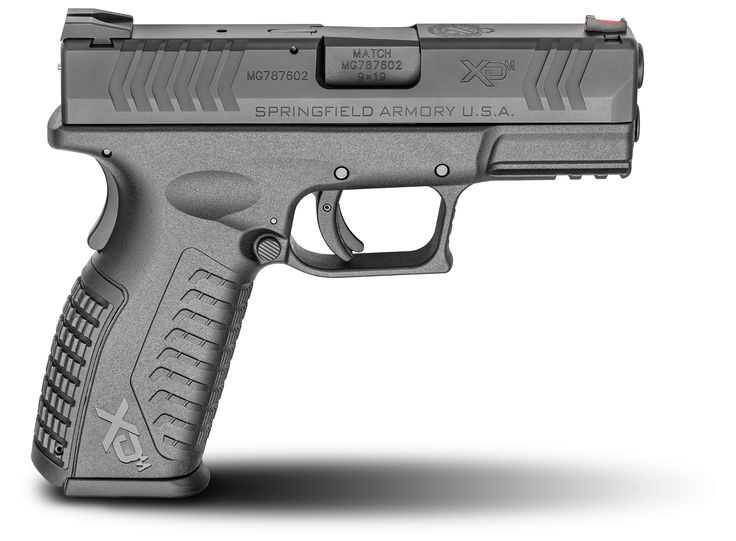 Springfield XD-M 3.8 9mm, Our Daily Life, chpr20