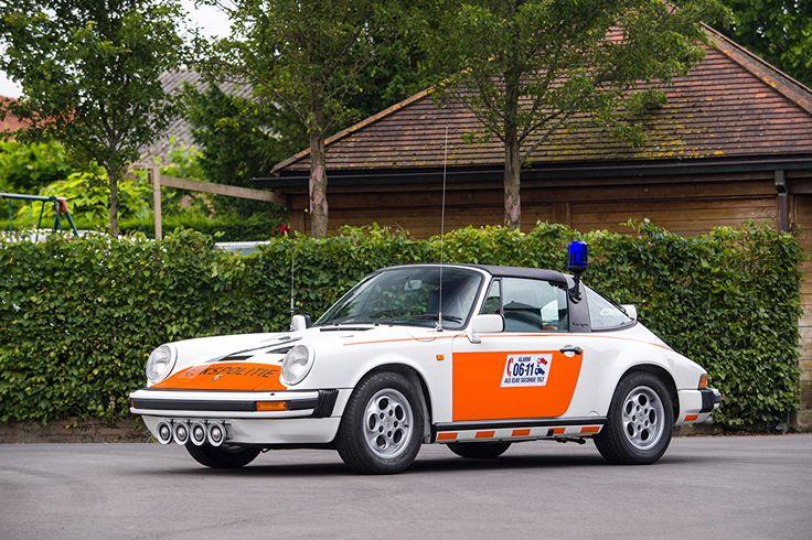 Porsche Polizei 1984-89 911 Carrera 3.2 Targa Rijkspolitie ☺