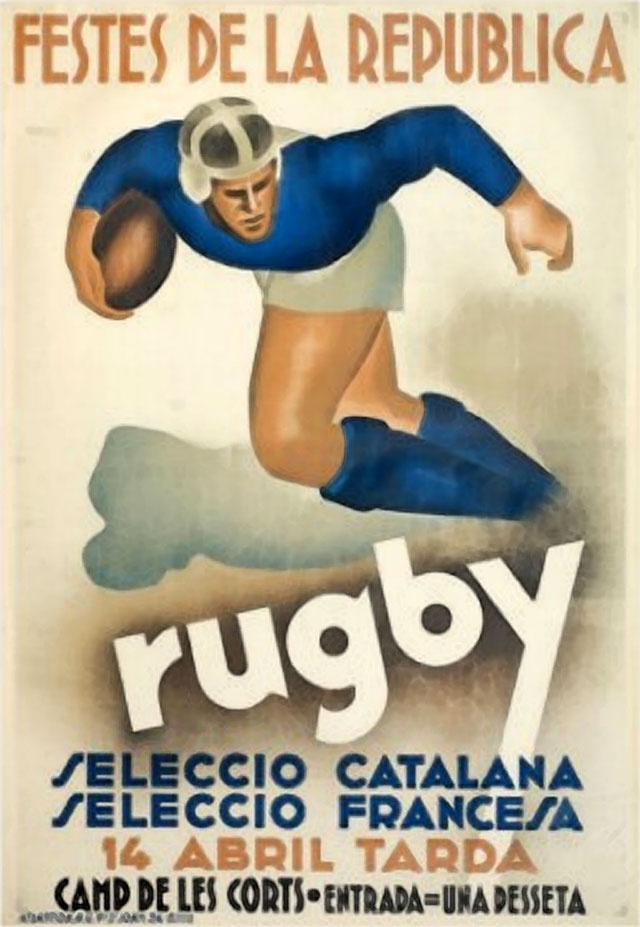 Nice rugby posters...