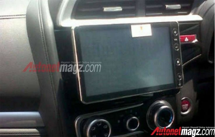 2016 #Honda #Jazz gets new touchscreen system, 16-inch wheels – Indonesia