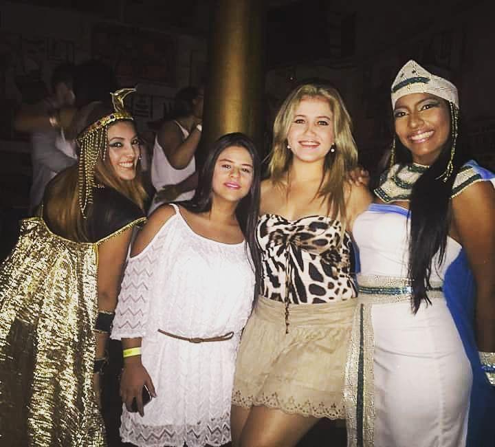 """31 Me gusta, 3 comentarios - 💥N A T H A L I A B O T E R O💥 (@nathbotero) en Instagram: """"Noche egipcia COLAEIQ Día 4 con las mujeres que más aprecio. ❤🎉😳 Medellín - Barranquilla - Cartagena"""""""
