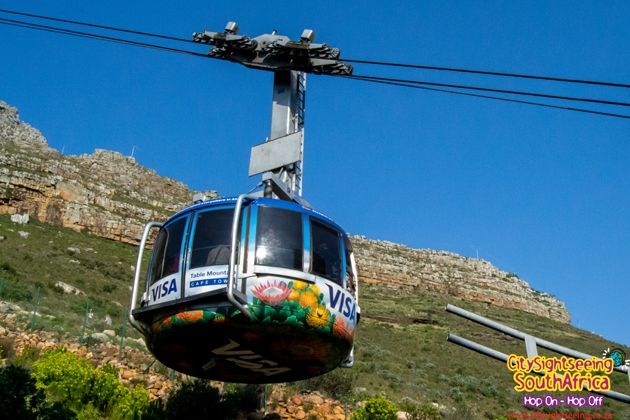 Cable Car  http://www.citysightseeing.co.za/table-mountain-cape-town
