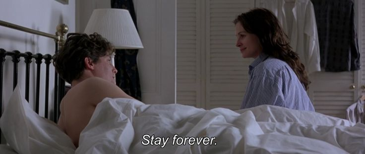 Meet me in Montauk — Notting Hill (1999), dir. Roger Michell