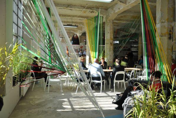 Łódź Design Festival 2012 (exhibition design)