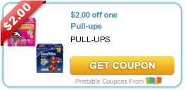 $2.00 off one Pull-ups