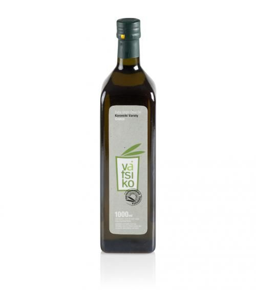 """""""Vatsiko"""" extra virgin olive oil 1L available at just 13.00€"""