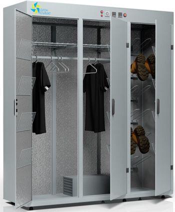 Сушильный шкаф для одежды, белья, обуви
