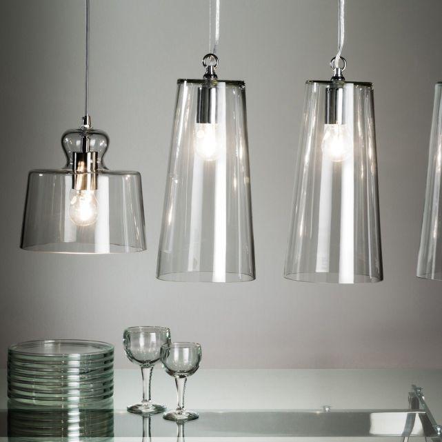 suspension verre transparent klara am pm mobilier pinterest. Black Bedroom Furniture Sets. Home Design Ideas