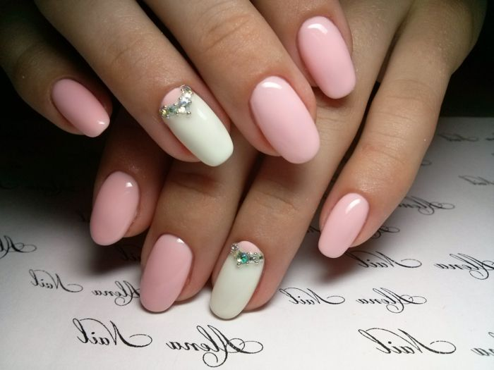 480 best ongles d co images on pinterest - Forme d ongle ...