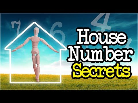 House Number Numerology: Secrets Of House Numbers - Numerology Secrets