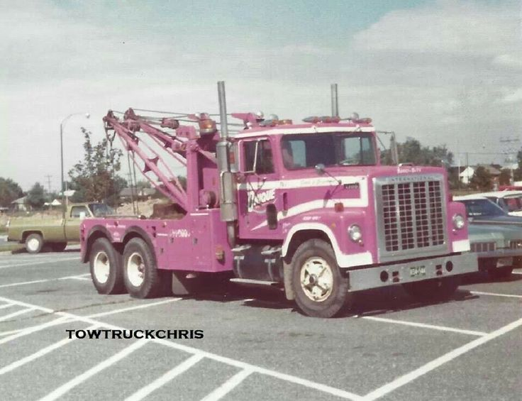 72 Best Pink Tow Trucks Breast Cancer Awareness Images On