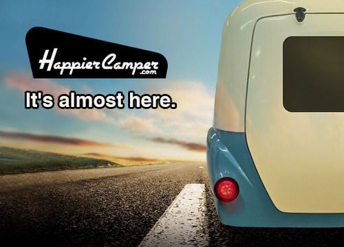 The Happier Camper • The Ultra-Light Travel Trailer Coming Soon