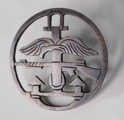 Polish Commando badge